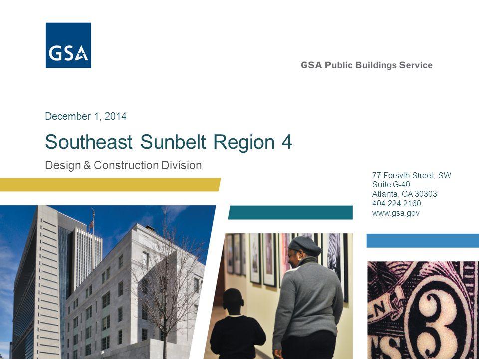 12 GSA Public Buildings Service