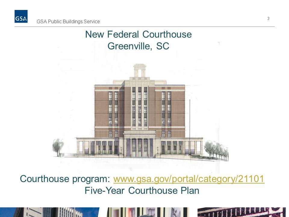 14 GSA Public Buildings Service No Net New