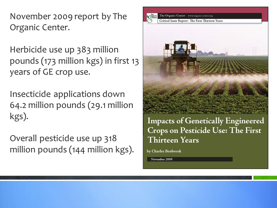 No Major New Herbicide Mode of Action Commercialized in 20 Years * …It is very unlikely that new herbicides with new modes of action will be available within ten to 15 years. Michael D.K.