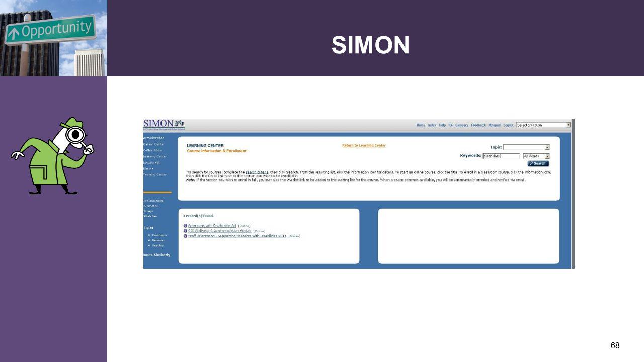 SIMON 68
