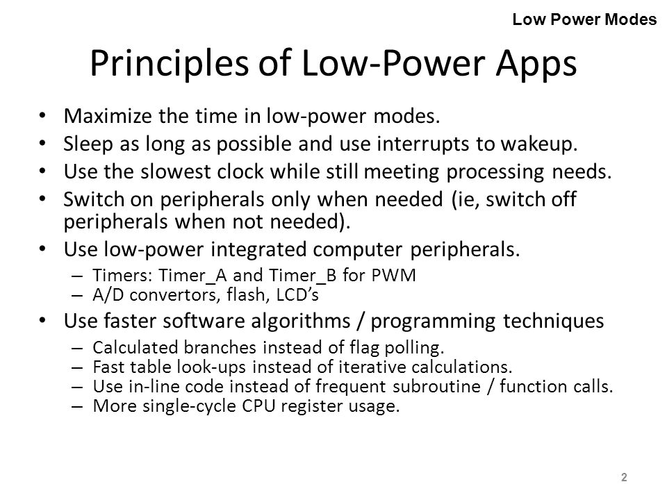 3 How are these concepts applied to microcontroller programming.