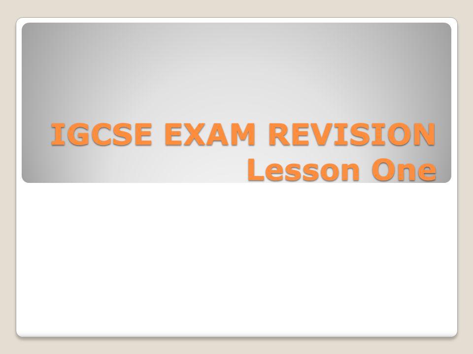 othello english exam