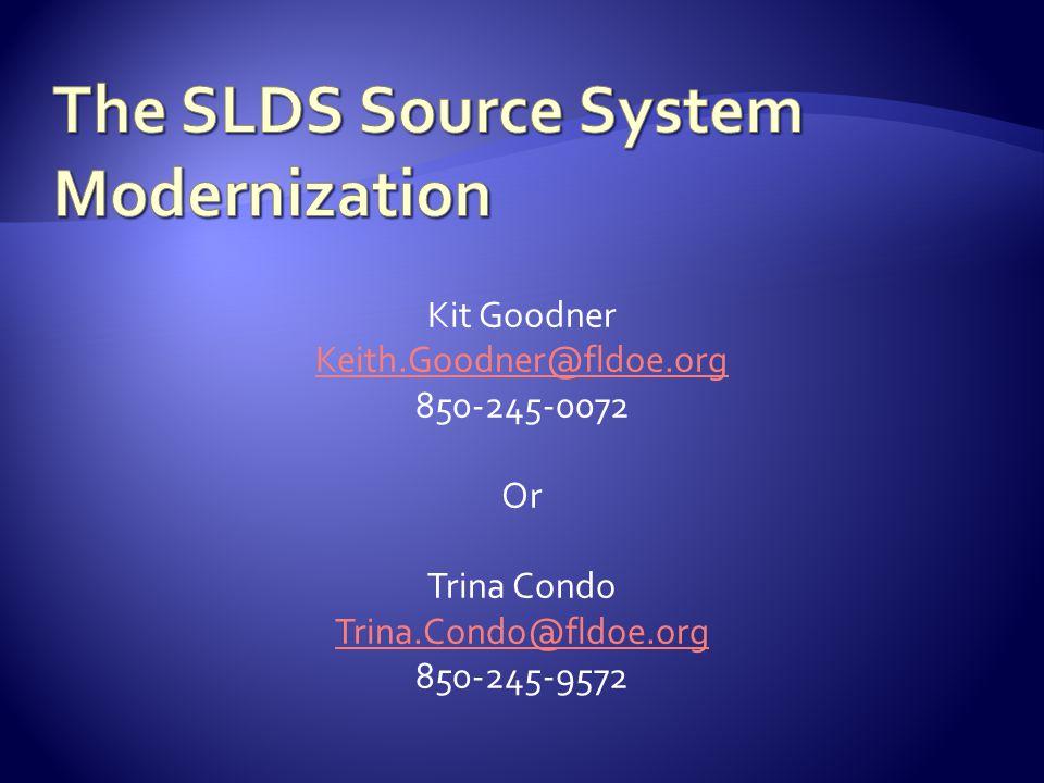 Kit Goodner Keith.Goodner@fldoe.org 850-245-0072 Or Trina Condo Trina.Condo@fldoe.org 850-245-9572