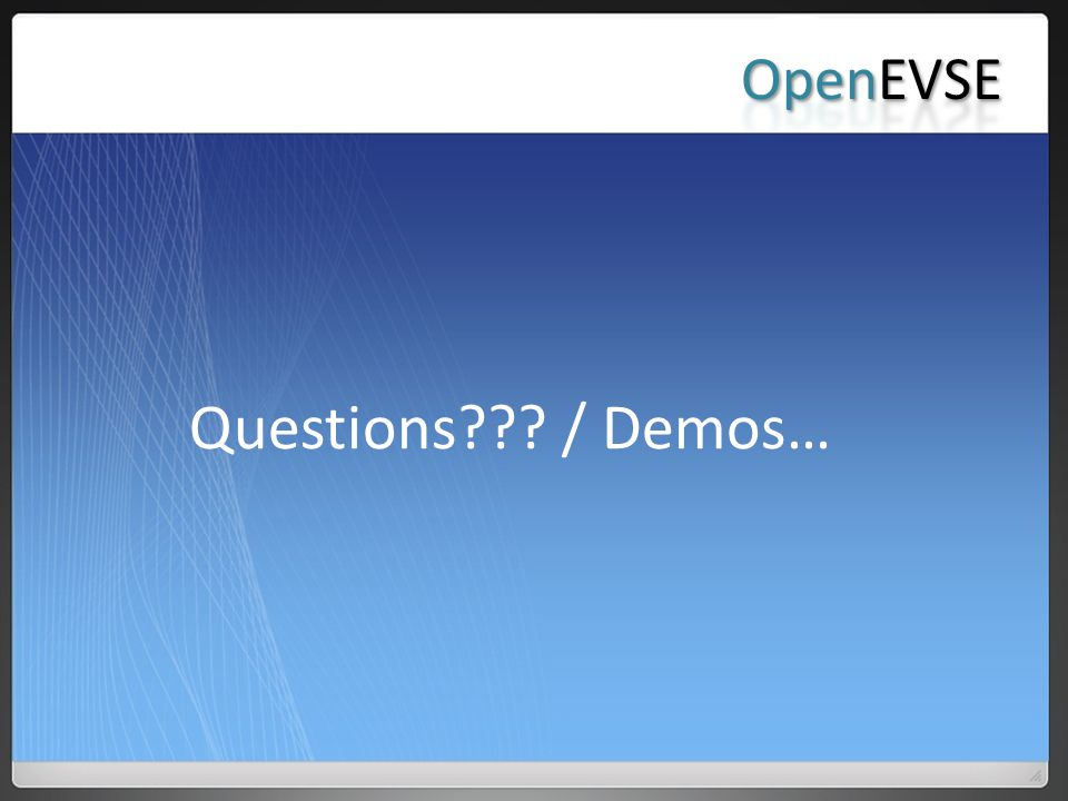 Questions??? / Demos…