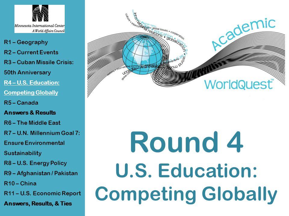 Round 4 U.S.