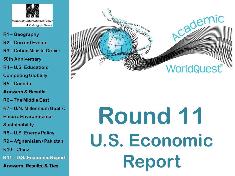 Round 11 U.S.