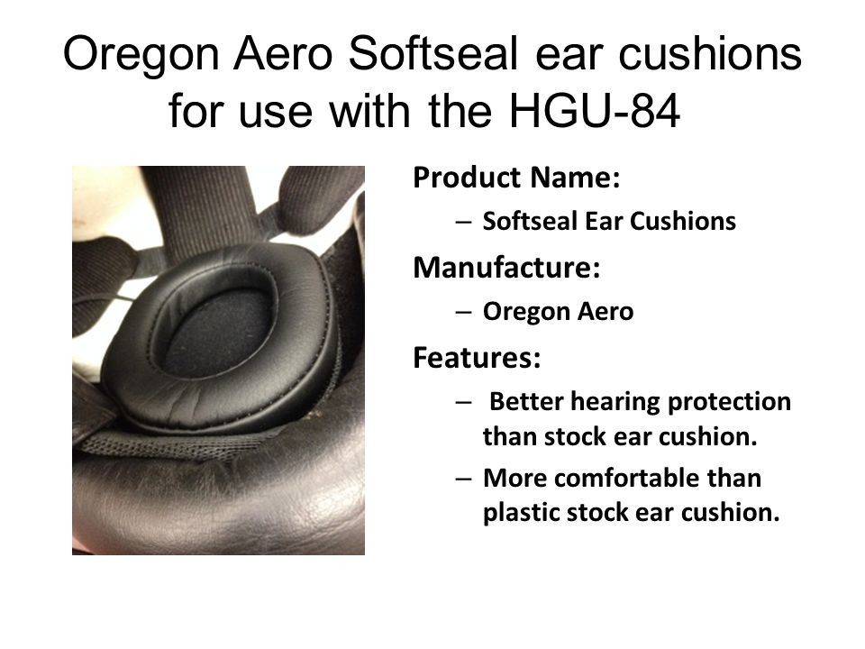 Aircrew Hearing Protection David Clark with active noise attenuation