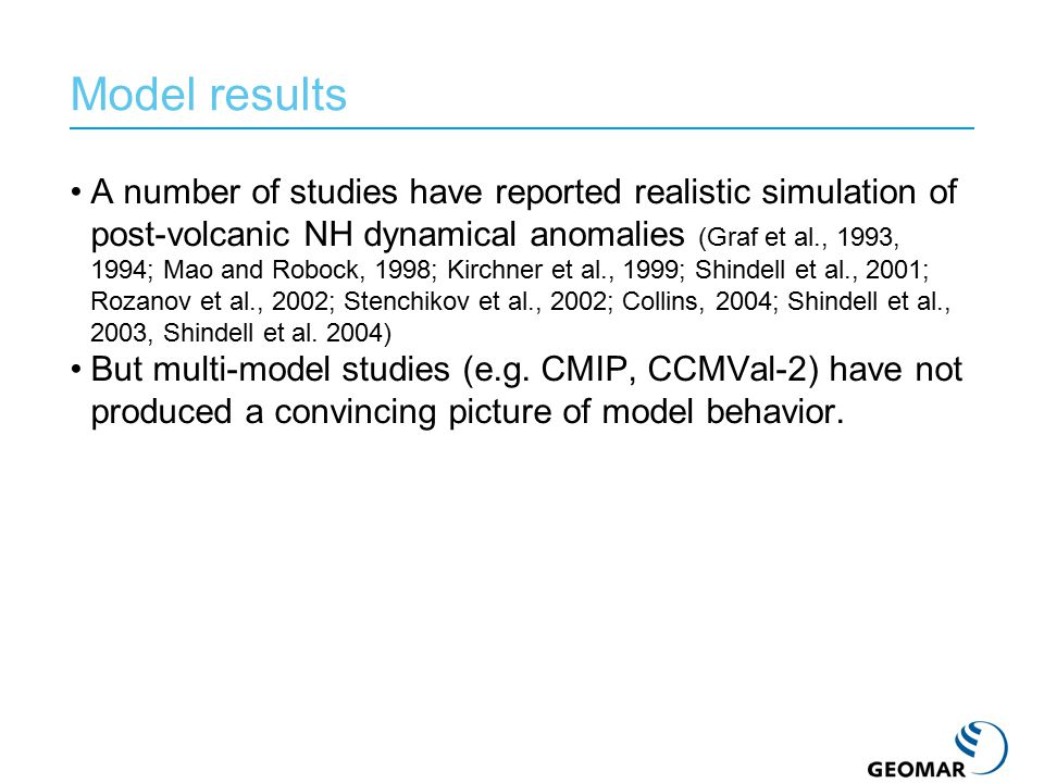 CCMVal-2 post-eruption T anomalies Ch. 8 in SPARC, CCMVal Report, 2010