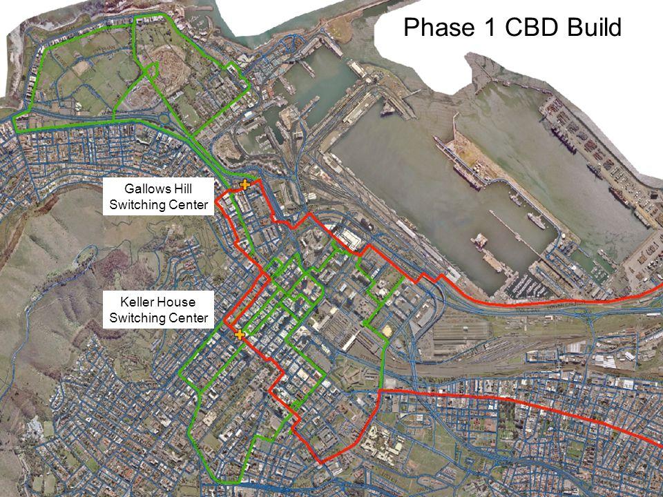 Melkbosstrand Durbanville Athlone Houtbaai Simonstad Stellenbosch Muizenberg Mitchells Plain Khayelitsha Bellville Cape Town CBD Full planned network (phases 1 – 3) Newlands Plumstead Strand Rosebank