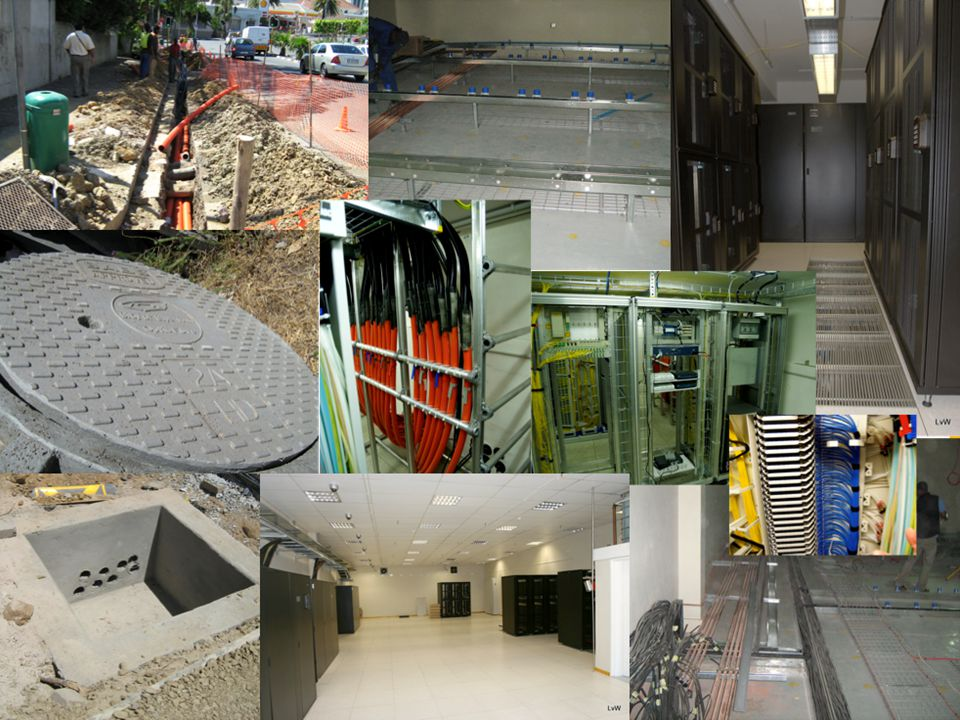 Cape Town Broadband Infrastructure Project What is being made available.