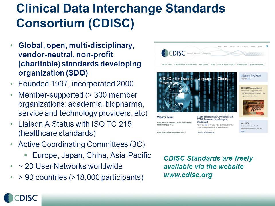 23 Study Data Tabulation Model (SDTM) SDTMIG Human Clinical SDTMIG-MD Medical Devices SEND IG Non-Clinical SDTMIG-PGx Pharmacogenomics SDTMIG-AP Associated Persons Governing the SDTM Product Family SDTMIG QS Supplements