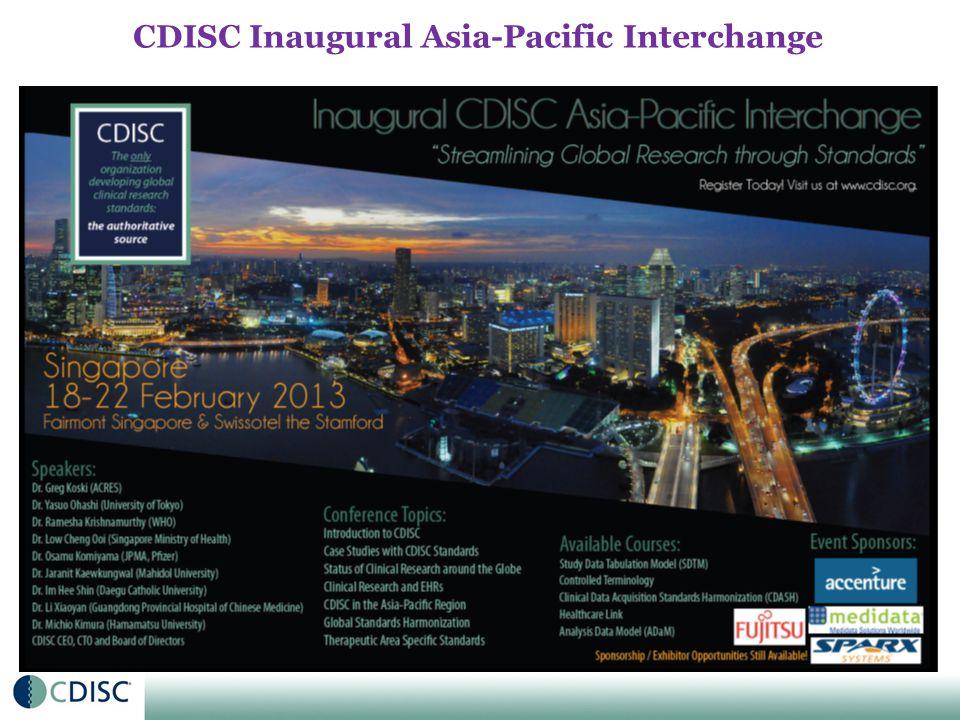 © CDISC 2012 THANK YOU .