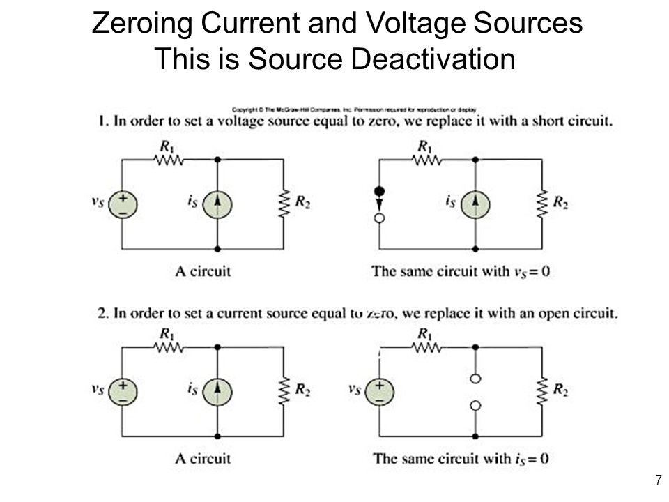 28 Source transformation Norton equivalent circuit