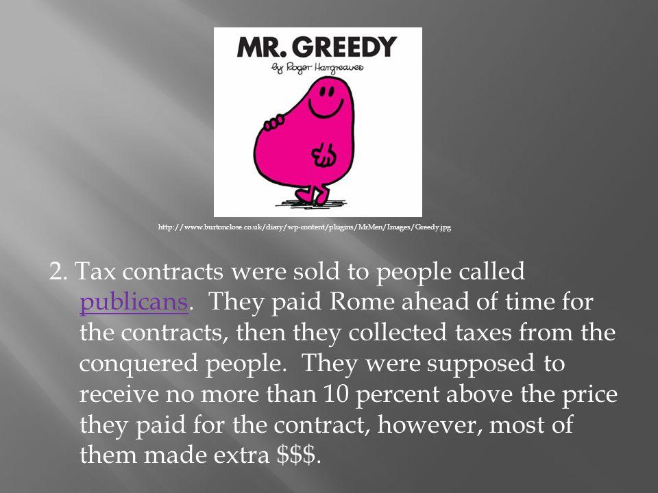 3.By 135 B.C., Rome was having major economic problems.