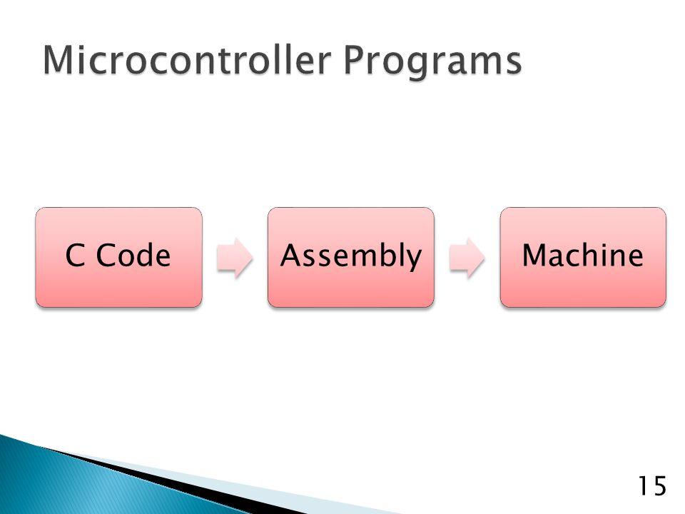 15 C CodeAssemblyMachine