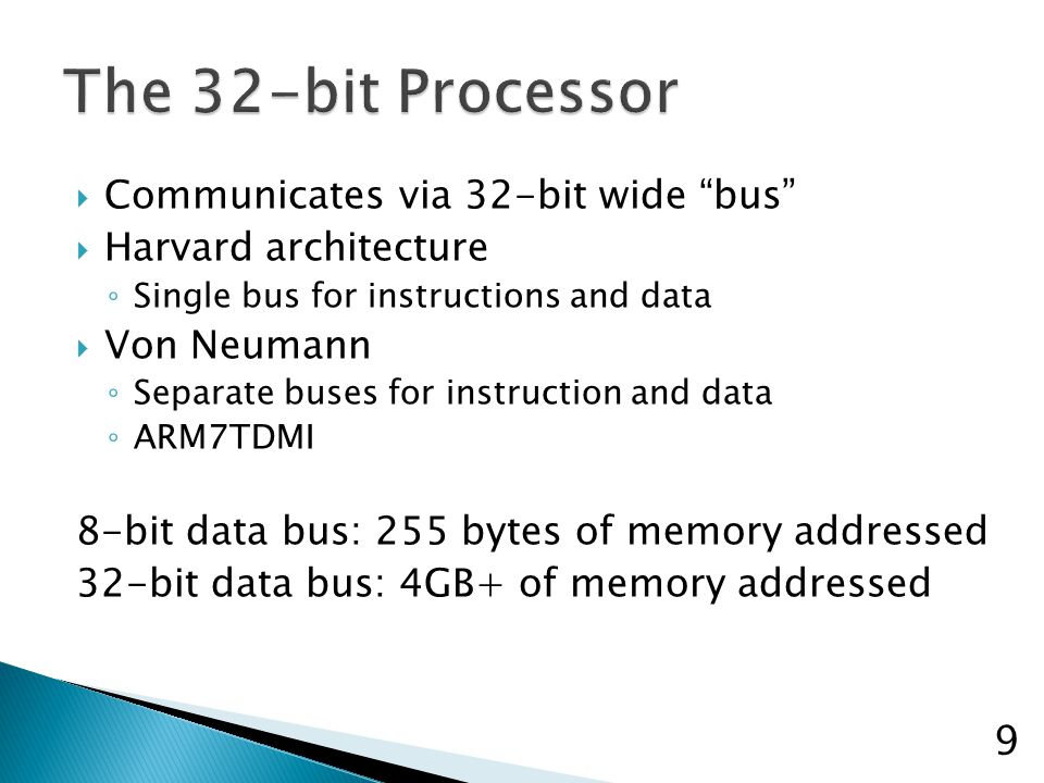 10 Op Code travels on local bus Fetch Data retrieved from memory Decode Logic moves through functions Execute