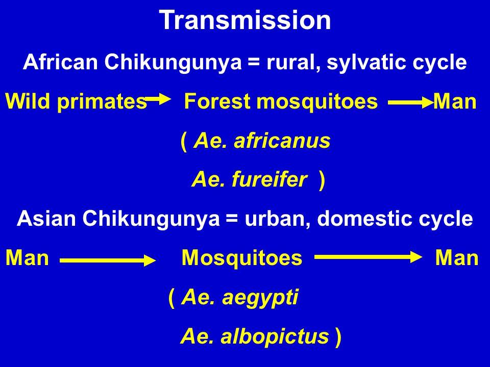 Transmission: How ???