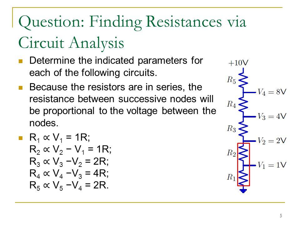 16 Solution Step 3: Consider node 2 Step 4, 5: From (1) and (2), v 1 = 30V, v 2 = 20V, v 0 = v 2 = 20V (v 2 -v 3 )/8