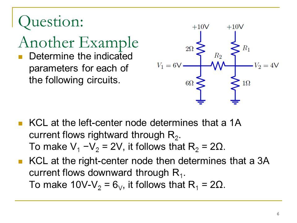 37 Solution b KCL of Node B: I 1 + I 2 + I 4 = 0 V B – V M = R 1 I 1 – V 1 + R 5 I 1 I 1 = (V B – V M + V 1 )/(R 1 + R 5 ) = (V B + 12)/180