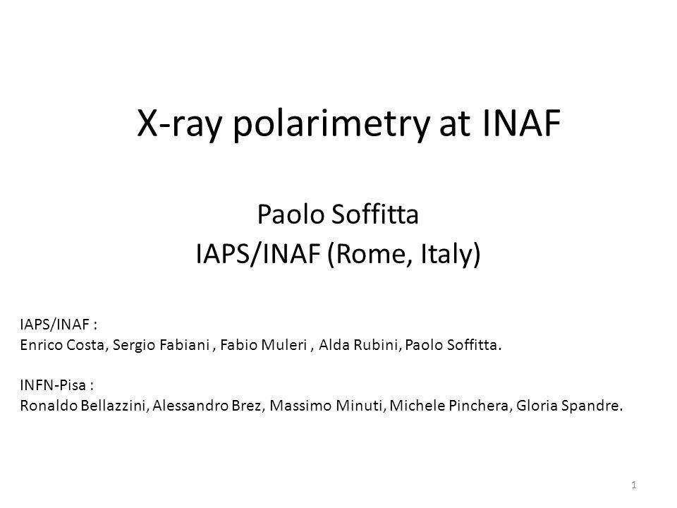 Why X-ray Astrophysical Polarimetry .