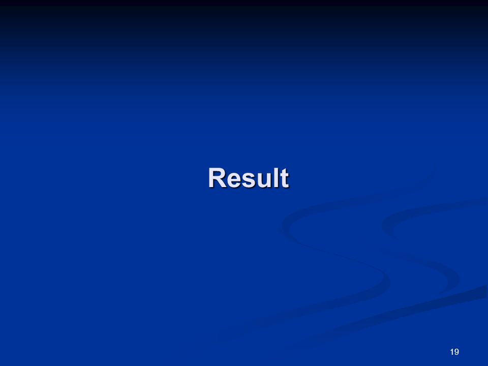 Result 19