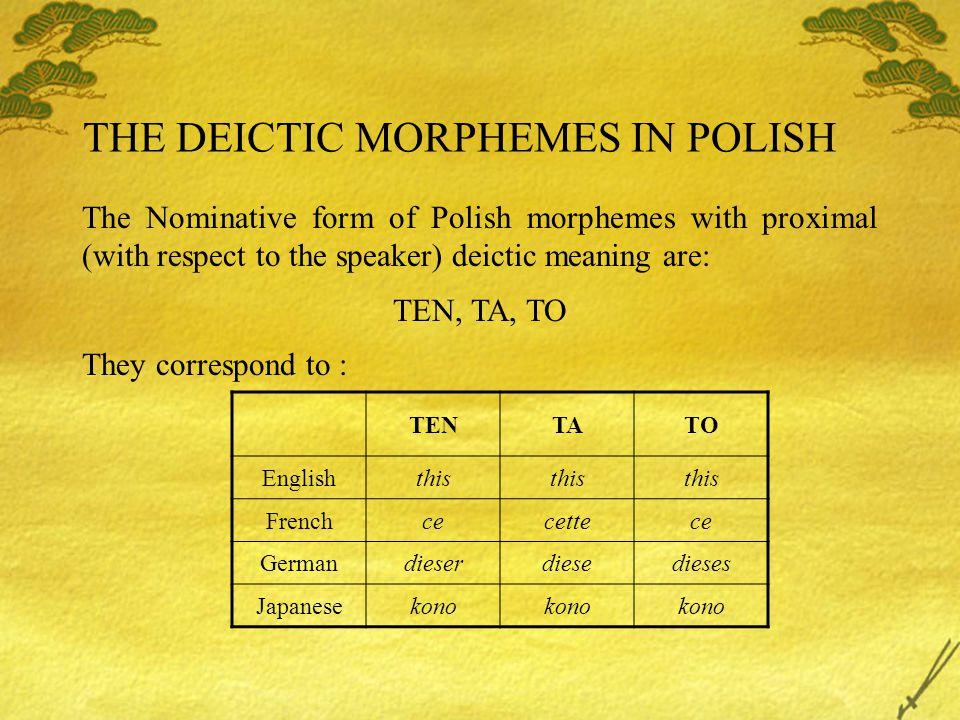 Establishing an ANIMACY CATEGORY for Polish Grammar