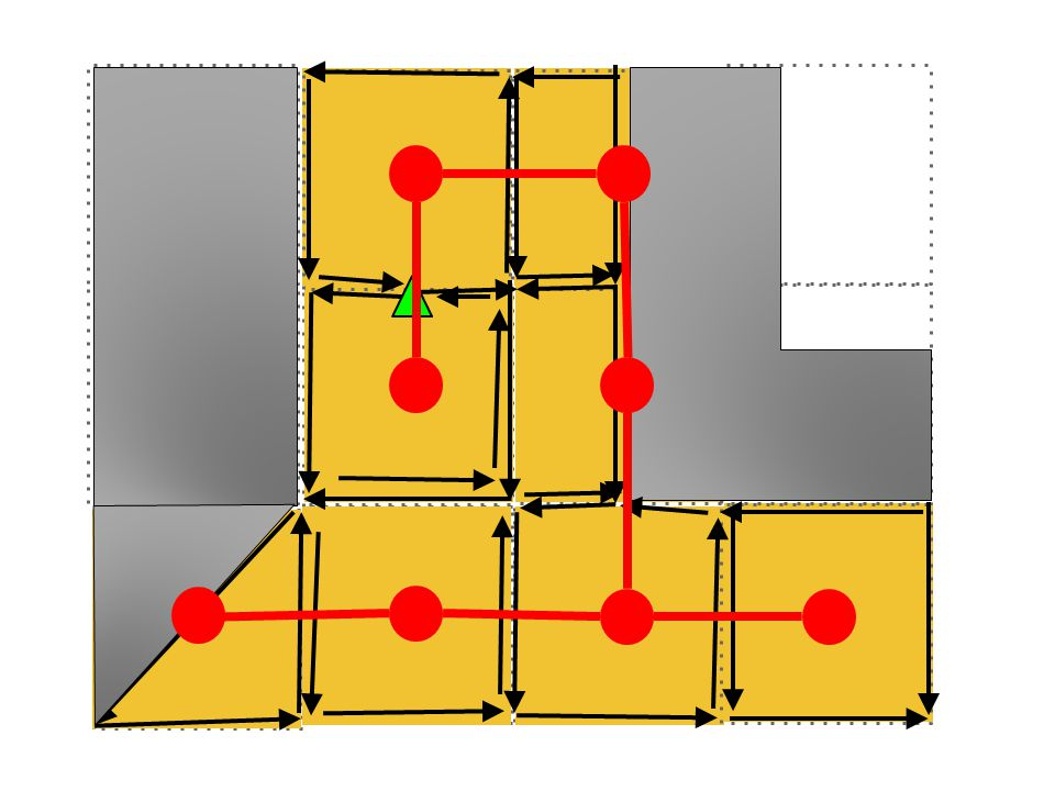 GRID-BASED IDDFS: CHALLENGES C-space obstacles not known beforehand.