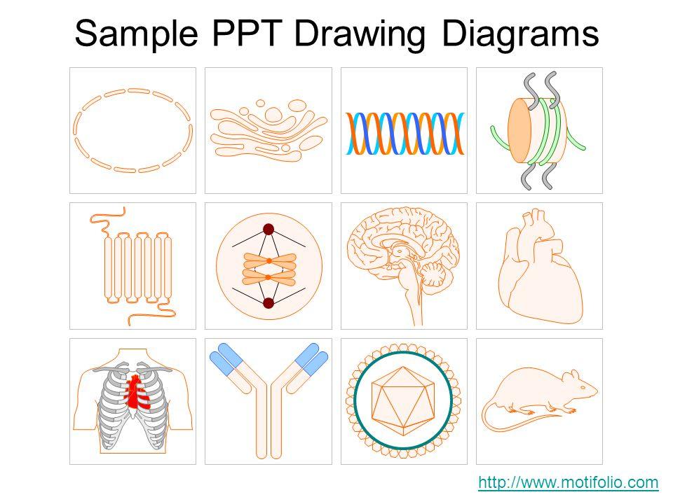 Sample PPT Drawing Diagrams http://www.motifolio.com