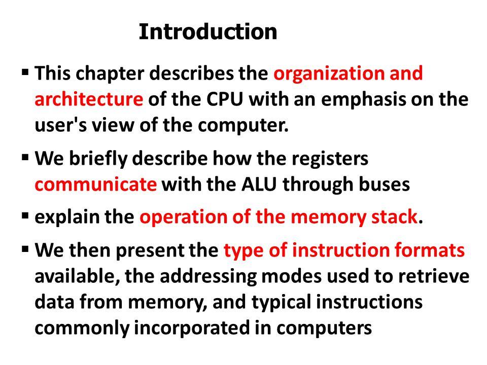 Register set with common ALU