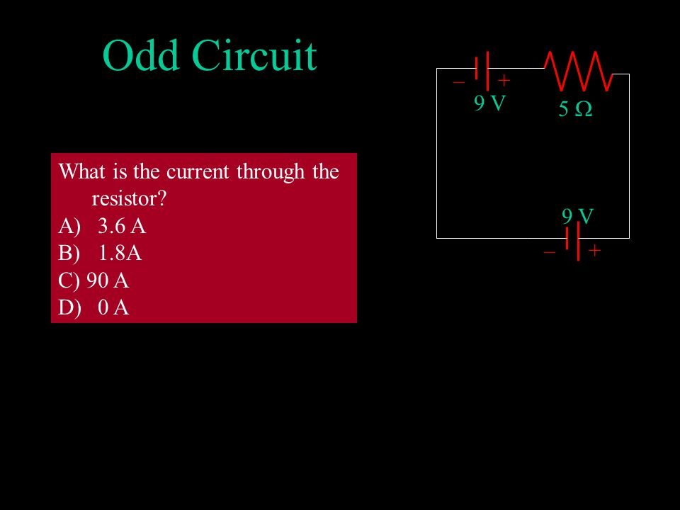 +–+–  9 V 5   1.5 V 3  I1 I1 I3 I3 I2 I2 9 – 5I 1 -1.5 = 0 I 1 = (9 – 1.5)/5 = 1.5 A A Multiloop Circuit There is one more loop in the problem.