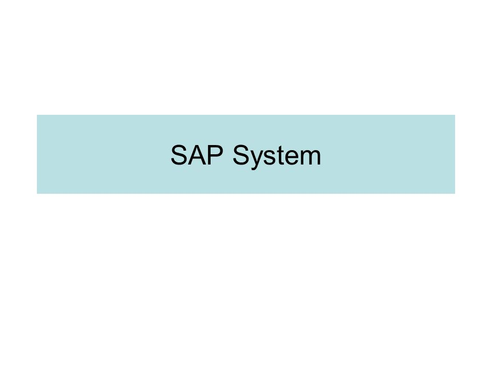 Before Stopping the SAP System Check the status of –List users : SM04,AL08 –List Active processes : SM50,SM66 Send a system message : SM02