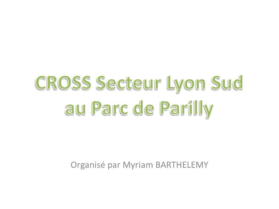 Organisé par Myriam BARTHELEMY