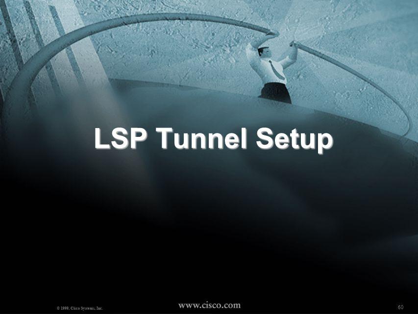 59 MPLS BOOTCAMP ( Mosaddaq Turabi) © 2000, Cisco Systems, Inc.