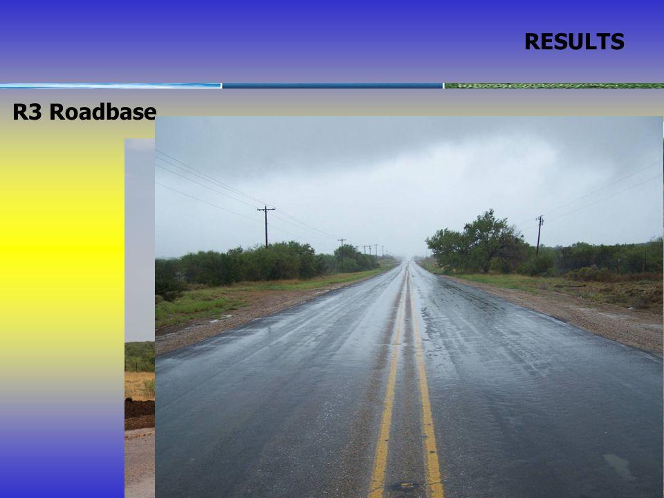RESULTS R3 Roadbase