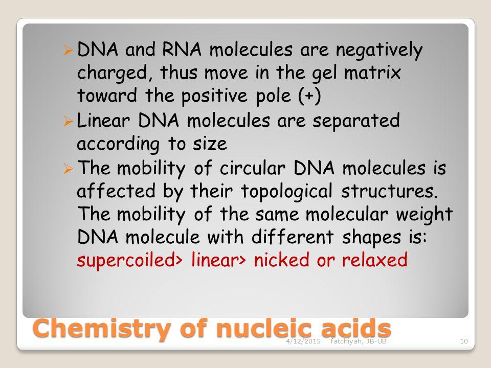 Tabel 1. konsentrasi gel agarose dan ukuran molekul DNA NoKonsentrasi Gel Agarose (%) Effisiensi range Pemisahan pada DNA linier (kb) 10.360-5 20.620-