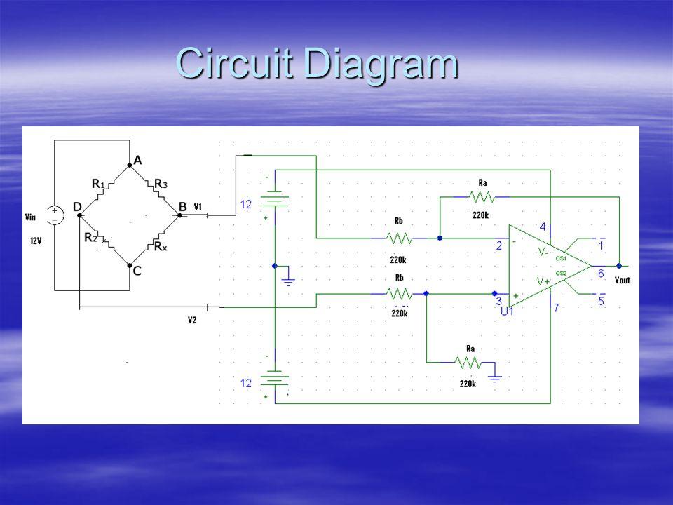 WheatStoneBridge and Differential Amplifier