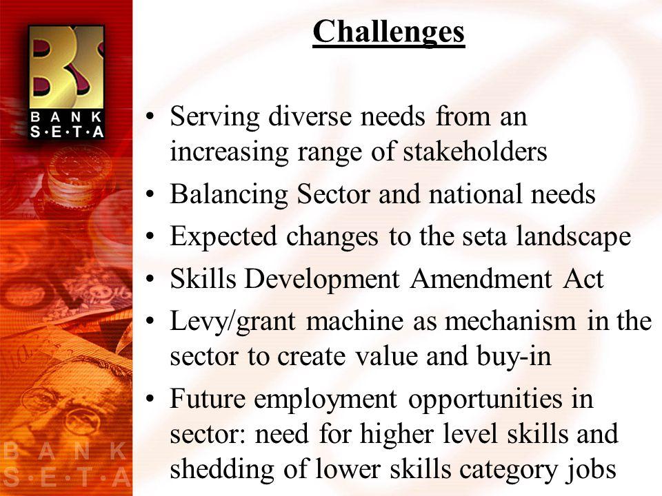 BANKSETA Future Focus Transformation Legislative Compliance Advocacy Seta landscape Strategic projects