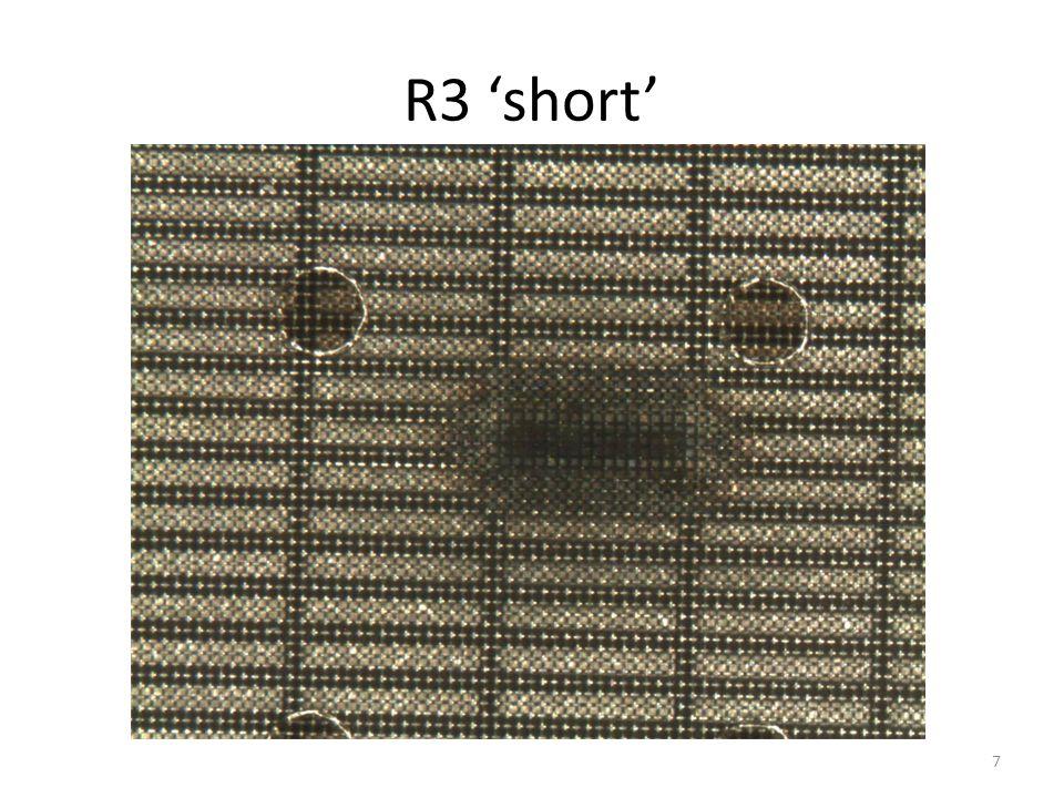 R3 'short' 7