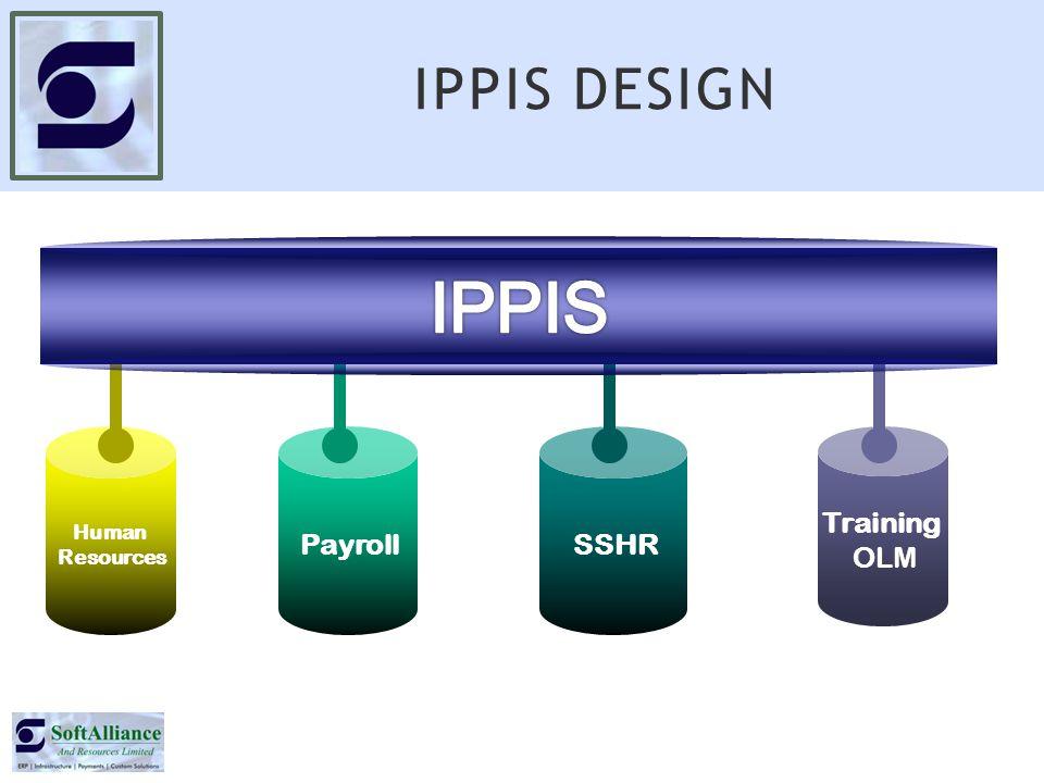 IPPIS Human Resources PayrollSSHR Training OLM IPPIS DESIGN