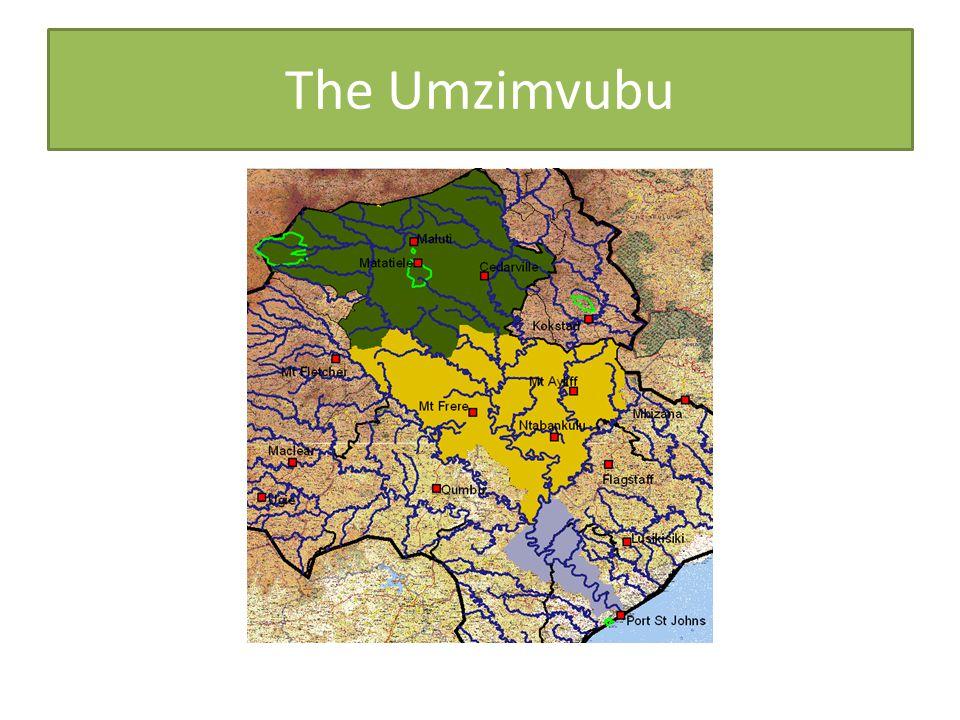 The Umzimvubu
