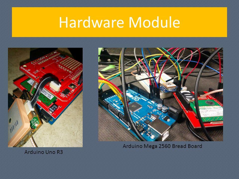 Hardware Module Arduino Mega 2560 Bread Board Arduino Uno R3