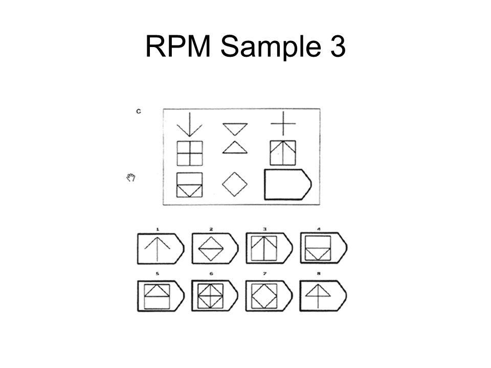 RPM Sample 2