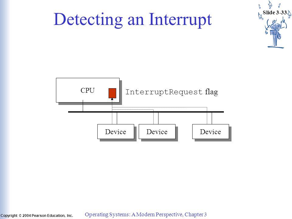Slide 3-33 Copyright © 2004 Pearson Education, Inc.