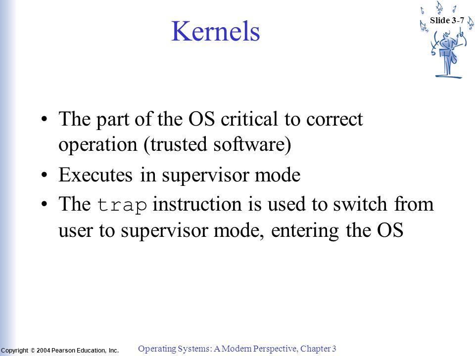 Slide 3-7 Copyright © 2004 Pearson Education, Inc.