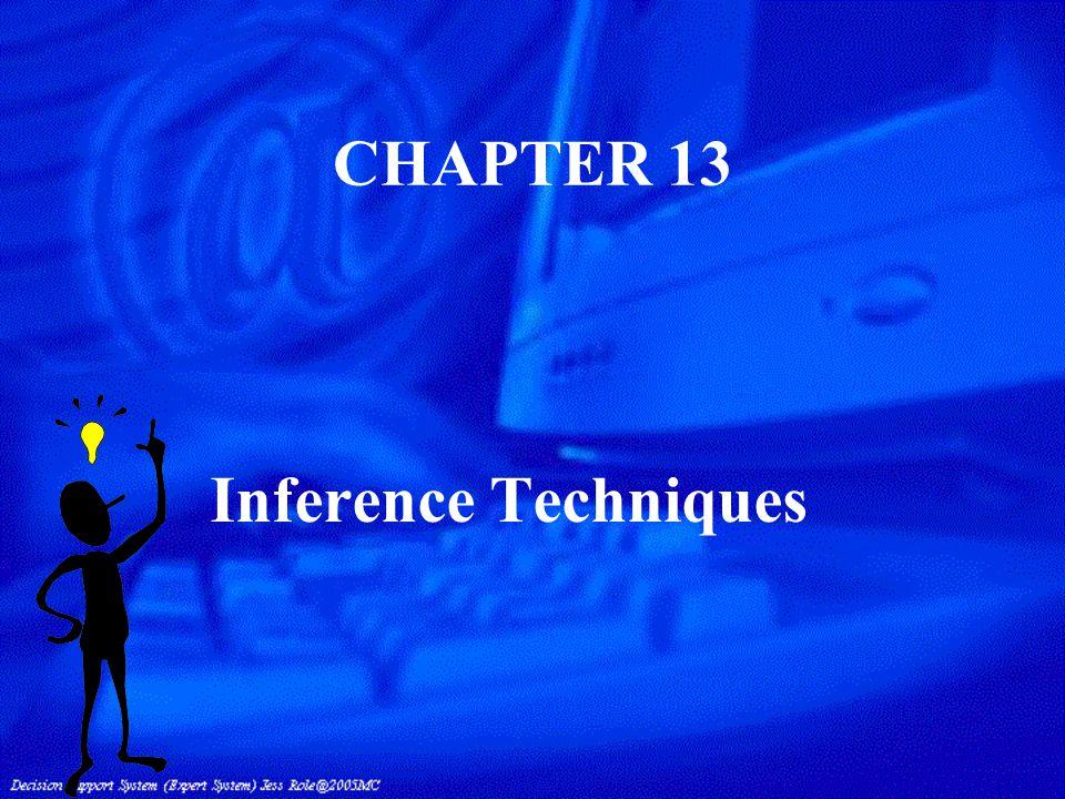 Other Inferencing Methods n With Frames n Model-based reasoning n Case-based reasoning (CBR)