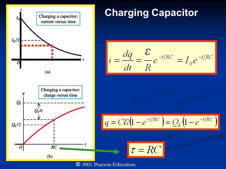 Charging Capacitor