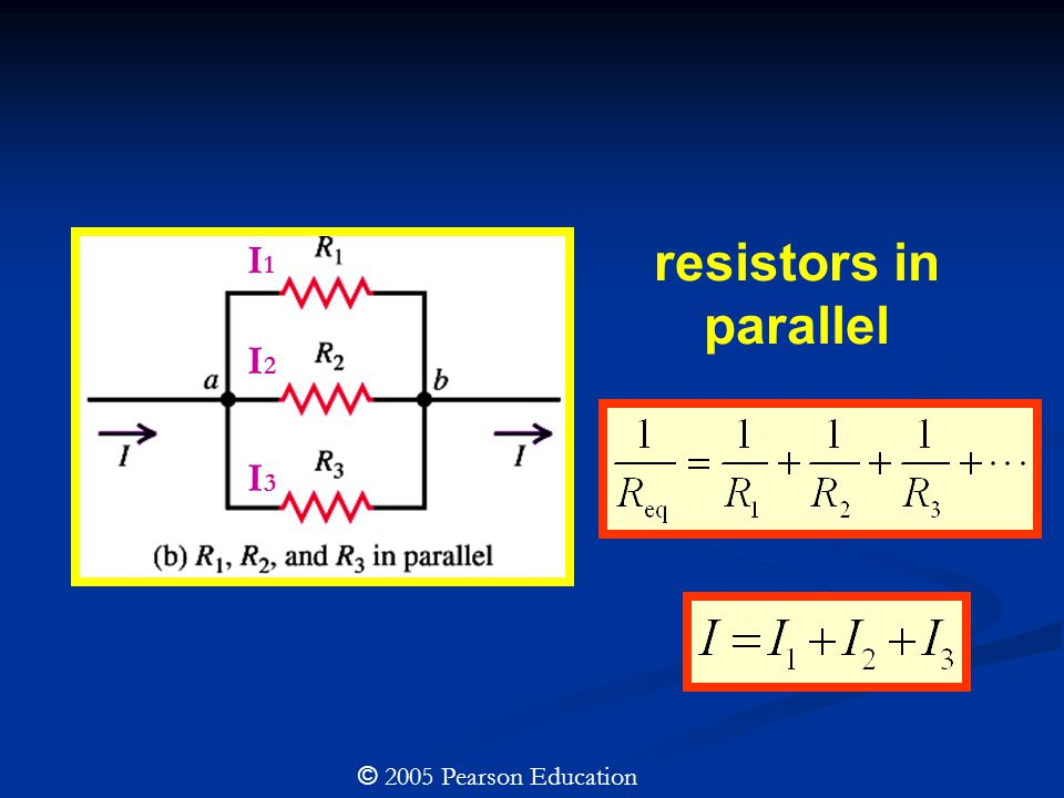 © 2005 Pearson Education Discharging a Capacitor