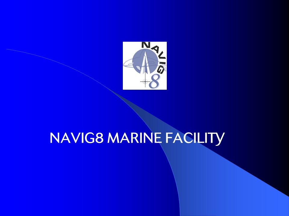 NAVIG8 MARINE FACILITY