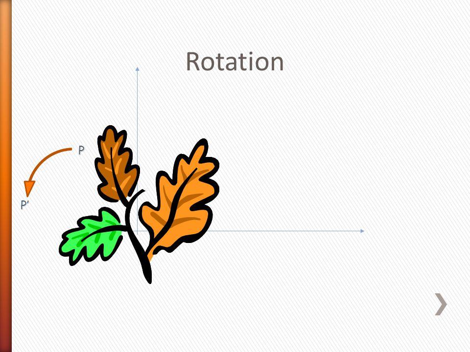 Rotation P P'P'P'P'