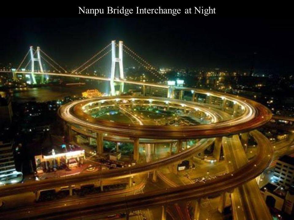 Sheraton Hotel Nanpu Bridge